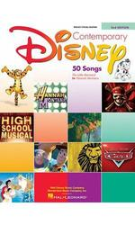 Contemporary Disney 2 Edition Paperback Hal Leonard - 2001