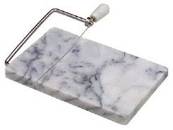 White Marble Cheese Cutting Board