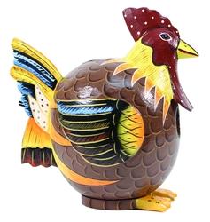 Songbird Essentials Bobbo Gord-O Birdhouse Rooster Bird Houses (BC008063)