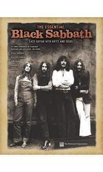 The Essential Black Sabbath: Easy Guitar w/ Riffs & Solos Paperback - 2014