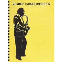 Charlie Parker Omnibook for E-flat Instruments Hal Leonard - 2009 (4001)