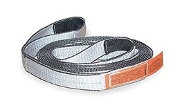 """Liftall TS2804TX20 Tuffedge Polyester Web Tow-All 2-ply Vehicle Strap, 2"""" x 20', 15"""" Length 5"""" Width"""