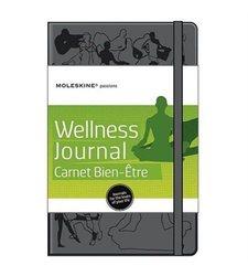 Moleskine Passions Wellness Journal Carnet Bien-etre Notebook (Hardcover)
