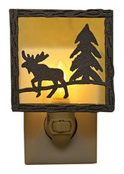 New Park Designs Moose Night Light