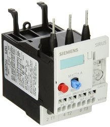 Siemens Thermal Overload Relay Contactor Mount Sz. S0 3.5-5A Setting Range