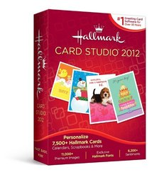 Hallmark Card Studio 2012 [Old Version]