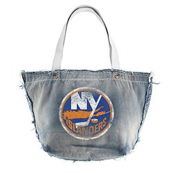 NHL New York Islanders Vintage Tote, Blue