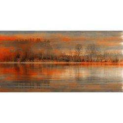 Parvez Taj BB-20-C-36 18 x 36 Art Print on Premium Canvas 18 x 36