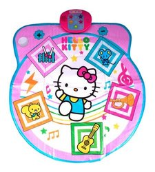 Hello Kitty Playmat Action Game for Ages 5 and Up (67709-RNBW)