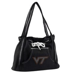 Little Earth NCAA Sport Noir Hoodie Tote Bag blackproduct