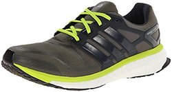adidas Energy Boost 2 - Men's Earth Green/Night Shade/Solar Slime