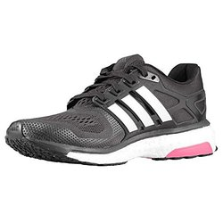 Adidas Men's Energy Boost 2 ESM Running Shoes - Grey - Size: 14