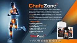 ChafeZone - Anti-Chafe & Blister Prevention (1.5 oz) - Since 2001, Created by Sports Medicine Profesisonals.