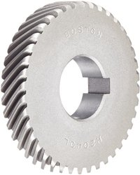 Boston Gear Plain Helical Gear - 14.5deg Pressure Angle - 20 Pitch (H2040L)