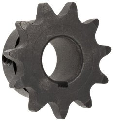 "Martin Roller Chain Sprocket - 40 Chain Size - 0.5"" Pitch (40BS84 1 1/2)"