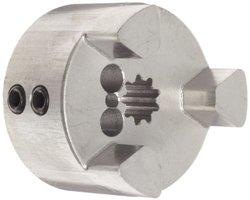Lovejoy 37921 L150 Jaw Coupling Hub Sintered Iron 21T Spline Bore