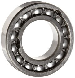 NSK BL211 Ball Bearing, Single Row, Maximum Capacity, Open, Pressed Steel Cage, Metric, 55mm Bore, 100mm OD, 21mm Width, 6300rpm Maximum Rotational Speed, 44000N Static Load Capacity, 48000N Dynamic Load Capacity