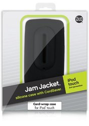 DLO JamJacket Cord Saver for iPod Touch 2G - Black (DLA1245D/17)