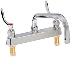Fisher 91472 FAUCET 8DWH 10SS