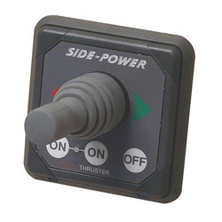 Side-Power Single Joystick Control Panel (SM8960G)