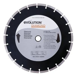 12 in. Diamond Masonry Blade 1