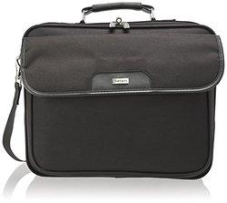 Targus Notepac Laptop Case Ballistic Nylon 15 3/4 x 5 x 14 1/2 black