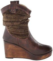Bed Stu Women's Bruges Boots - Teak Rustic - Size: 7
