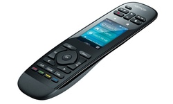 Logitech Harmony Ultimate One IR Remote with Custom Touch Screen Control