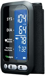 Pro Series 1 Blood Pressue Monitor: Black