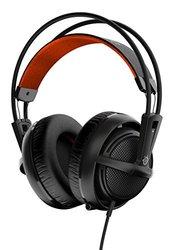 SteelSeries Siberia 200 Gaming Headset - Black (51133)