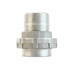 Appleton UNY200NR-A Aluminum Male Female Union Conduit Fitting - 2