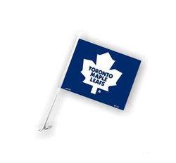 Toronto Maple Leafs Car Flag W/Wall Brackett   - NHL Licensed #88918