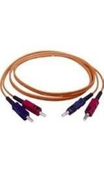C2G SC-SC 50/125 OM2 Duplex Multimode PVC Fiber Optic Cable 10 Meters
