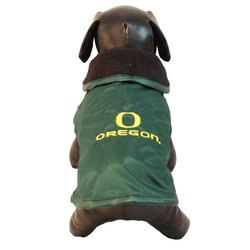 All Star NCAA Weather Resistant Protective Dog Outerwear - Size: L
