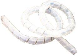 "Morris 0.30- 1.18"" 100-Feet Length Spiral Wrap Polyethylene - Natural"