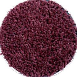 Andersen 120 ColorStar Nylon Fiber Interior Floor Mat, SBR Rubber Backing, 10' Length x 4' Width, Wine