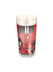 NFL Tampa Bay Buccaneers Tumbler 2-Pack, 24-Ounce