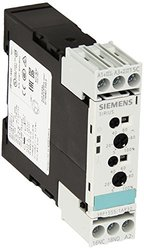 Solid State Time Relay - Industrial Housing - 22.5mm - Screw Terminal
