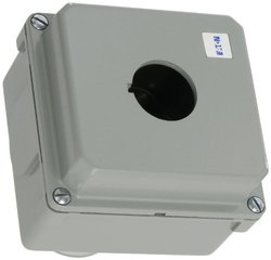 Eaton 10250TN11 Cutler Hammer ENCLOSURE, Push Button, 1 Hole, Steel,