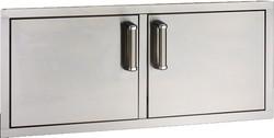 Firemagic 38-inch Flush Mounted Double Access Doors (53938S)
