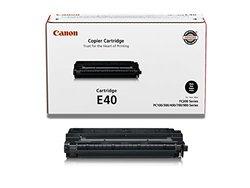Genuine Canon E40 1491A002 Black Toner Cartridge for PC320 PC325 PC420