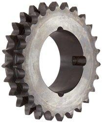 "Martin Roller Chain Sprocket - Hardened Teeth - 0.75"" Pitch (D60BTB25H)"