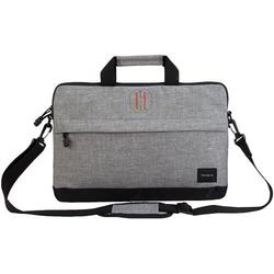 "Targus Strata Carrying Case for 15.6"" Notebook - Pewter (TSS63204US)"