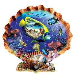 SunsOut Souvenirs Of The Sea A Piece Jigsaw Puzzle