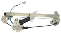 Dorman Mazda 929 Front Passenger Side Window Regulator w/ Motor (741-751)