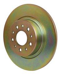 EBC Brakes UPR1671 UPR Series/D series Premium OE Replacement Rotor