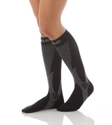 MoJo Elite Recovery & Performance Compression Socks Black XL