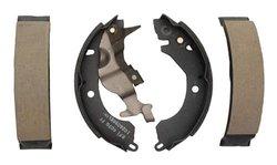 ACDelco 17558B Professional Bonded Rear Drum Brake Shoe Set
