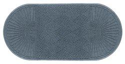 Andersen 274 Waterhog Entrance Indoor/Outdoor Floor Mat - Bluestone