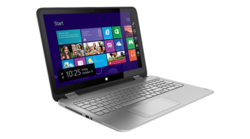 "HP Envy 15.6"" Touchscreen Laptop i5 1.7GHz 8GB 750GB Windows 8"
